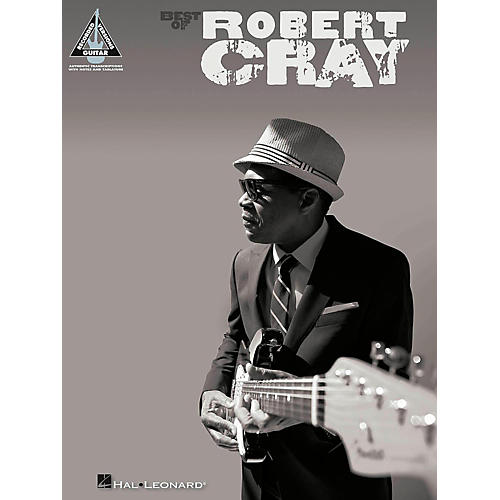 Hal Leonard Best Of Robert Cray Guitar Tab Songbook thumbnail