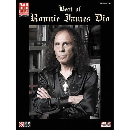 Cherry Lane Best Of Ronnie James Dio Tab Book thumbnail