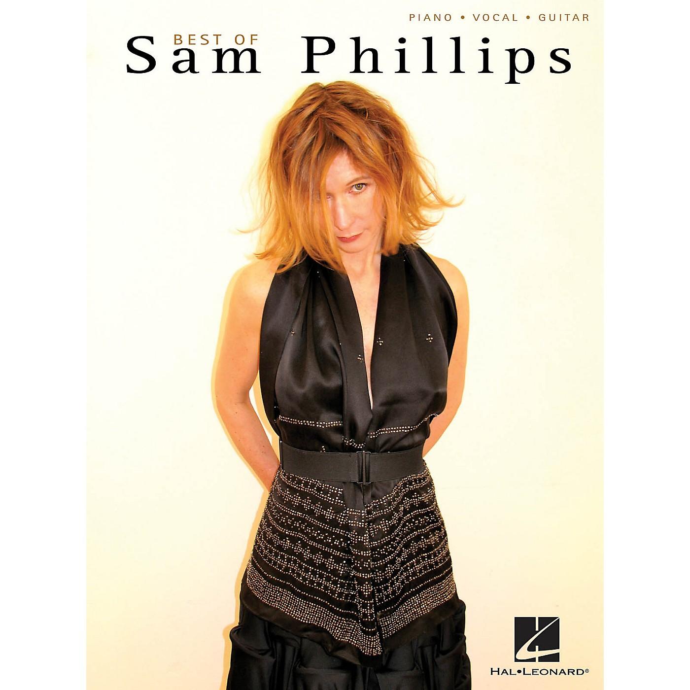 Hal Leonard Best Of Sam Phillips PVG Songbook thumbnail