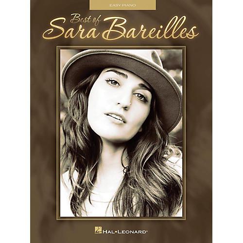 Hal Leonard Best Of Sara Bareilles for Easy Piano thumbnail