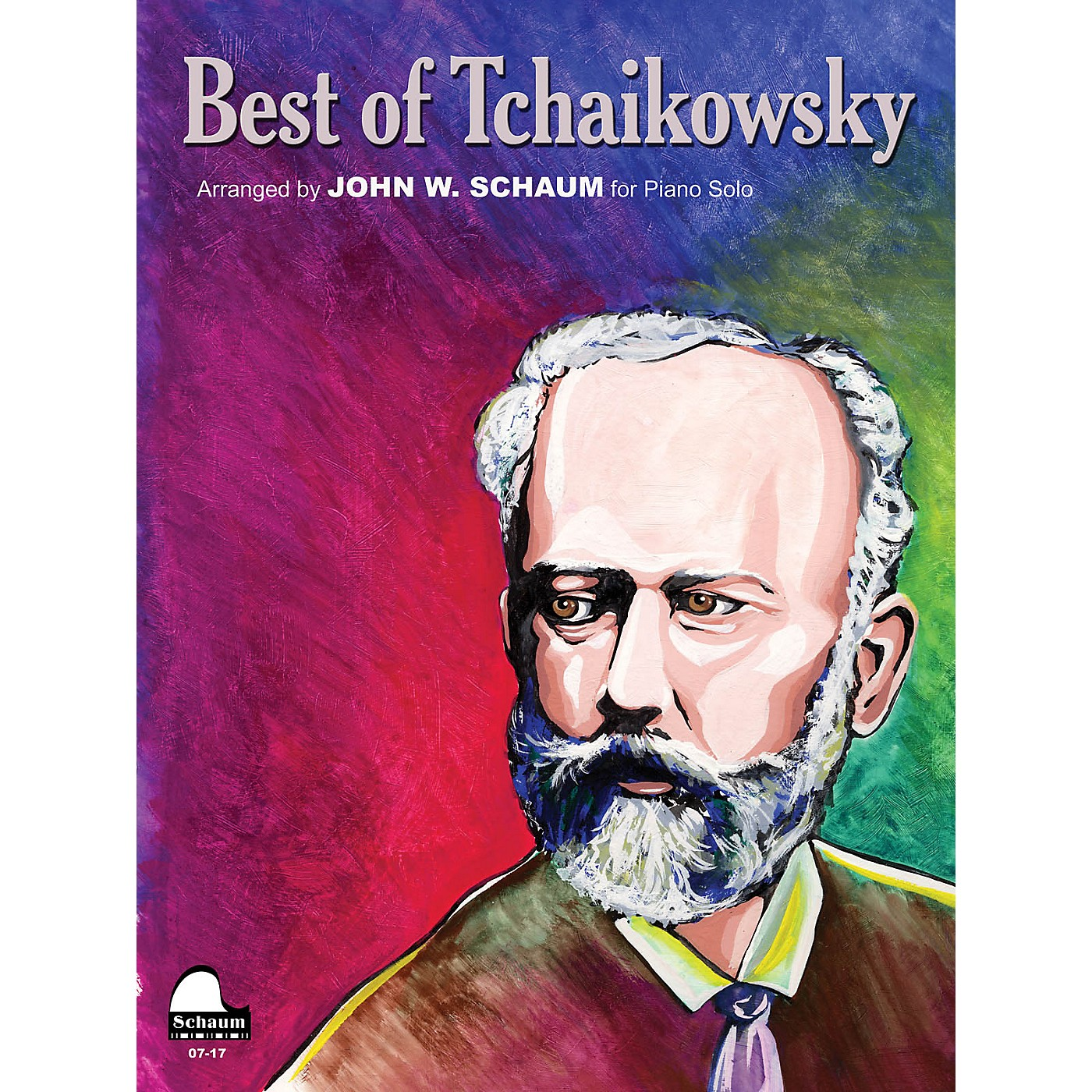 SCHAUM Best Of Tchaikowsky Educational Piano Series Softcover thumbnail