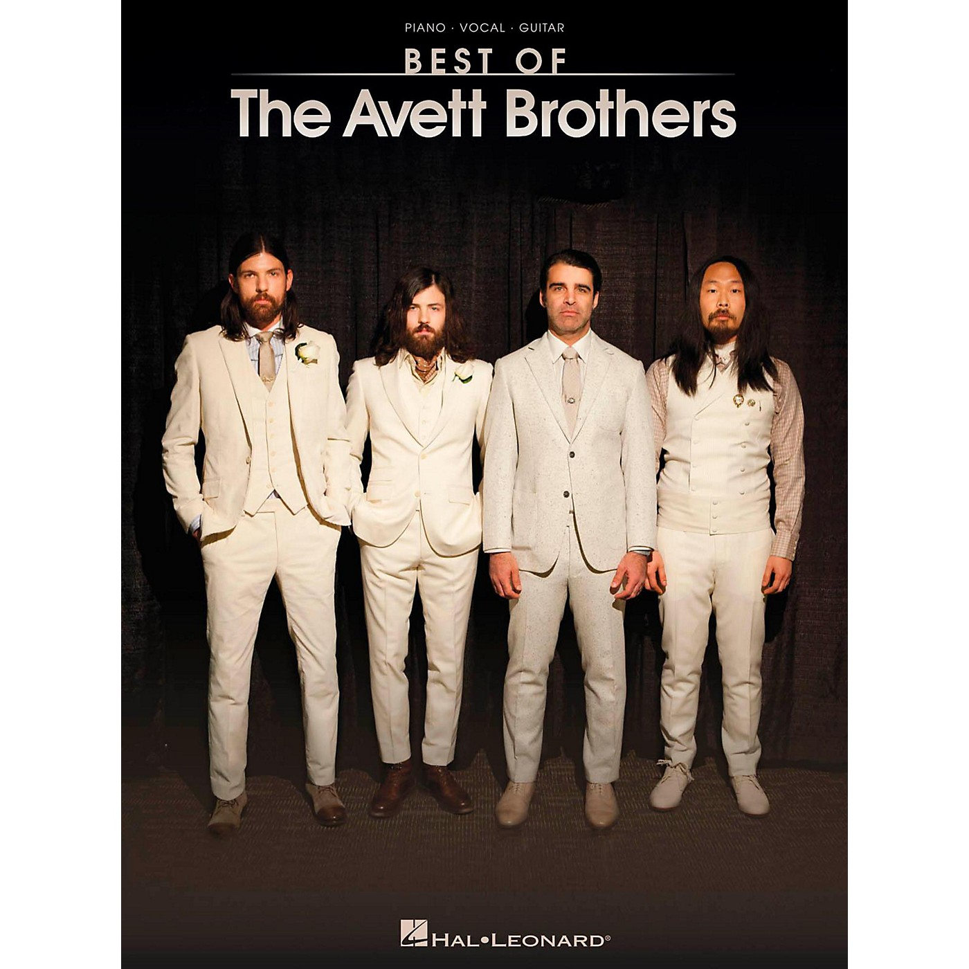 Hal Leonard Best Of The Avett Brothers for Piano/Vocal/Guitar thumbnail
