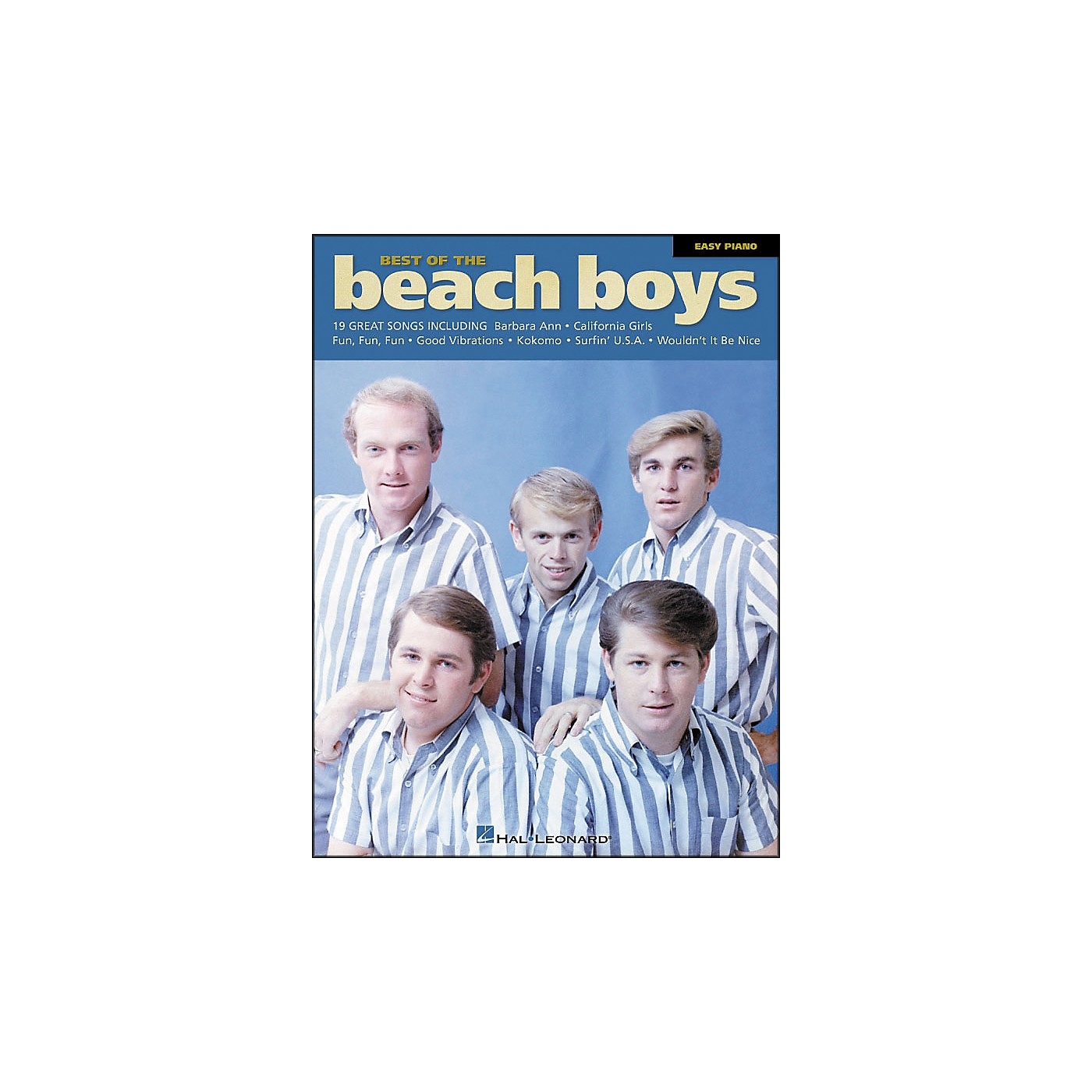 Hal Leonard Best Of The Beach Boys for Easy Piano thumbnail