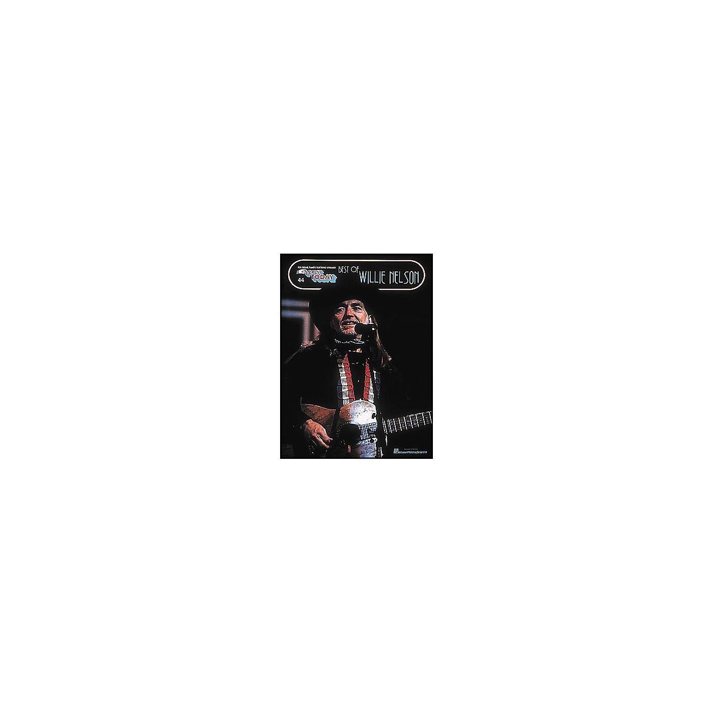 Hal Leonard Best Of Willie Nelson E-Z Play 44 thumbnail