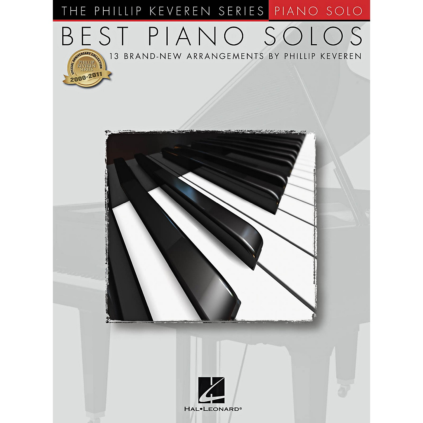 Hal Leonard Best Piano Solos - Phillip Keveren Series - Special Anniversary Collection thumbnail