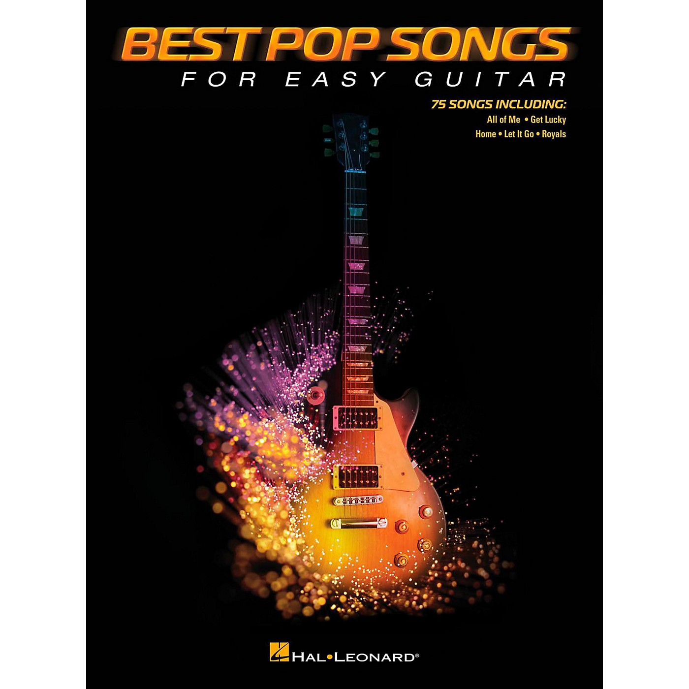 Hal Leonard Best Pop Songs For Easy Guitar (No Tab) thumbnail