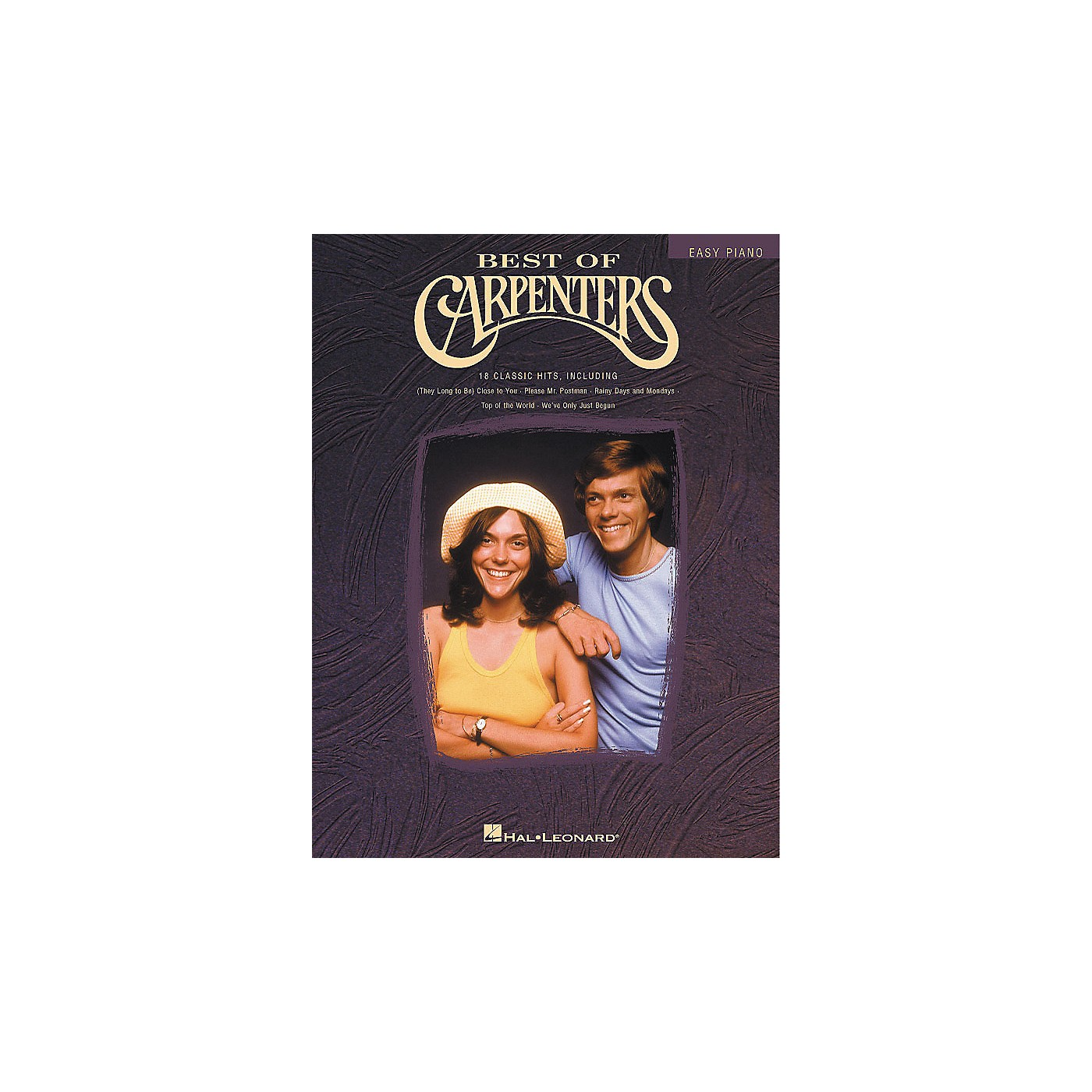 Hal Leonard Best of Carpenters thumbnail