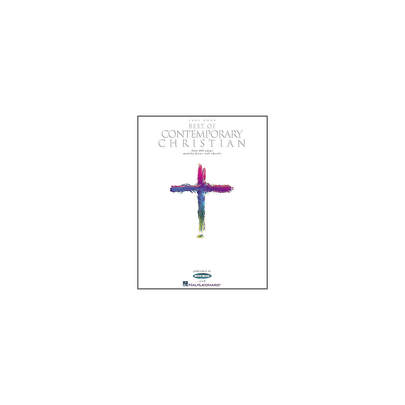 Hal Leonard Best of Contemporary Christian Fake Book thumbnail