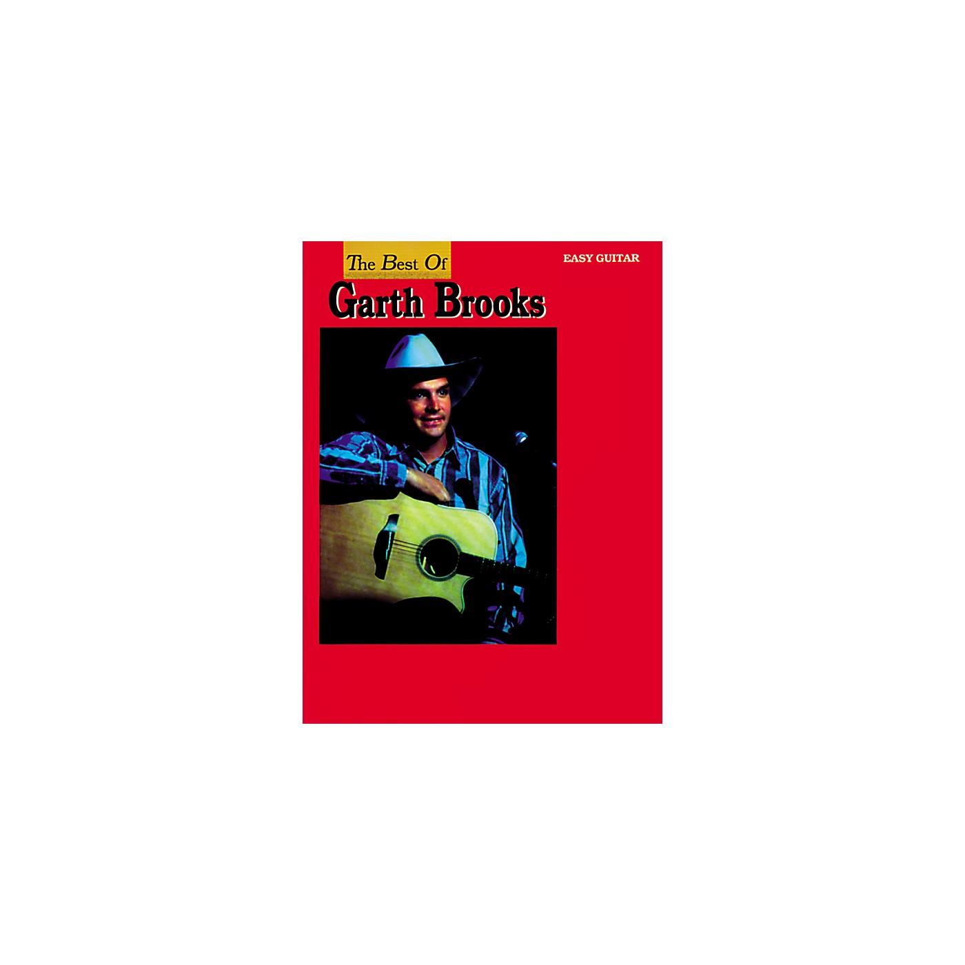 Alfred Best of Garth Brooks Guitar Tab Songbook thumbnail