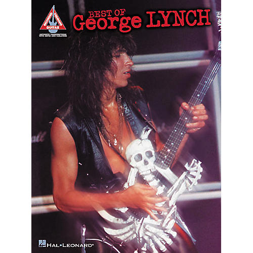 Hal Leonard Best of George Lynch Guitar Tab Songbook thumbnail