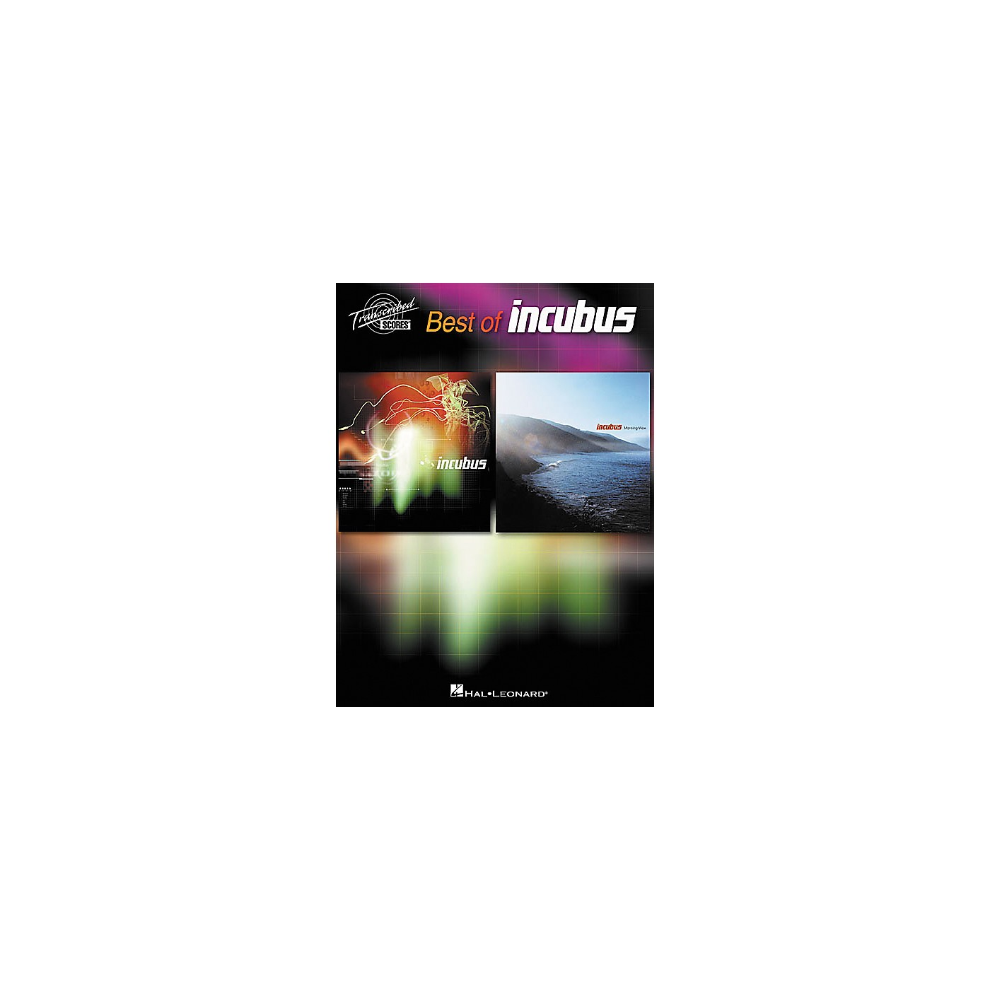 Hal Leonard Best of Incubus Transcribed Score Book thumbnail