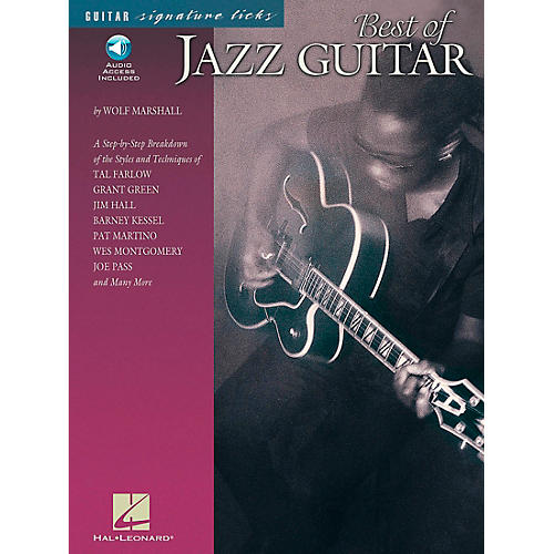 Best guitar jazz lick signature images 347