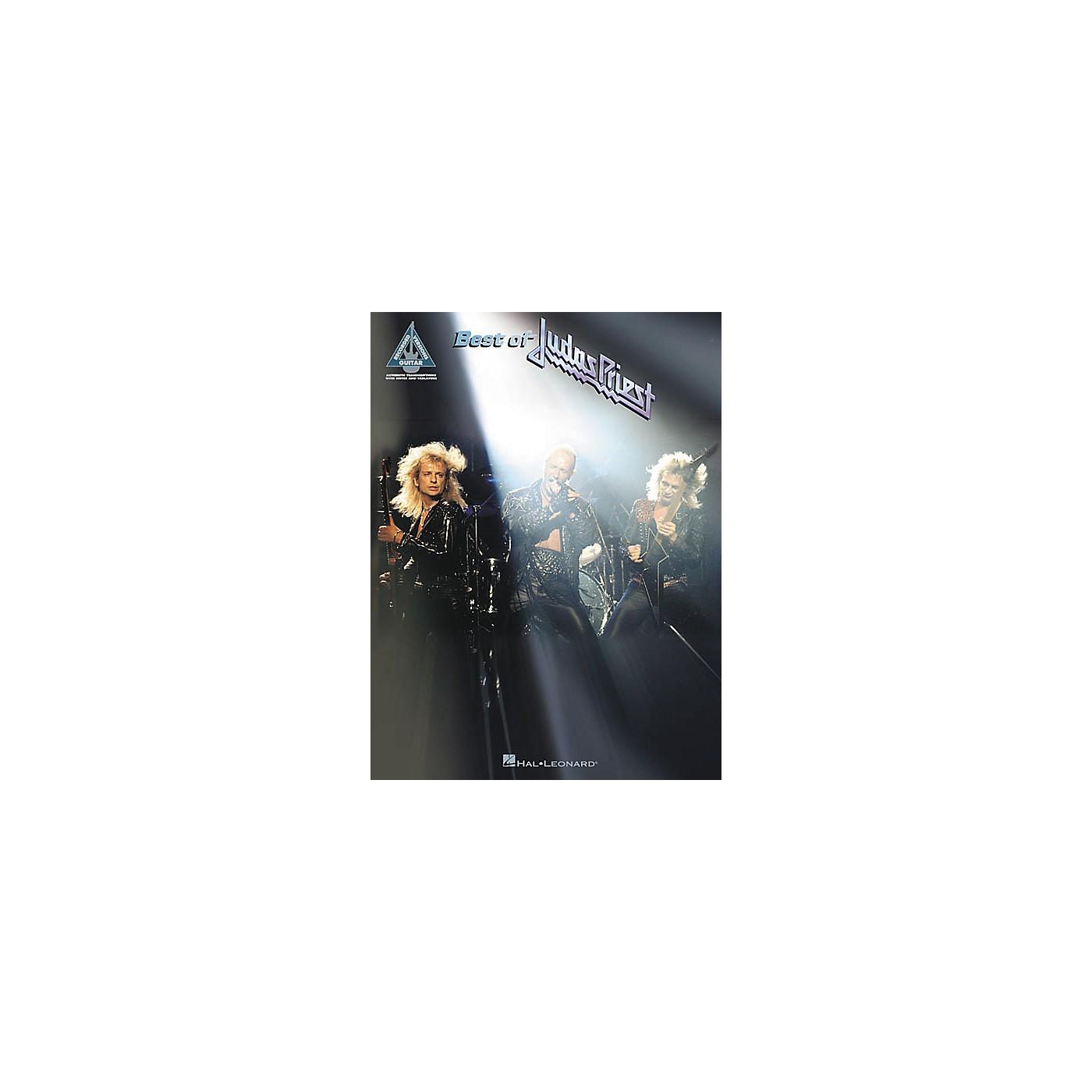 Hal Leonard Best of Judas Priest Guitar Tab Songbook thumbnail