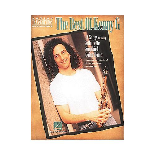Hal Leonard Best of Kenny G - Saxophone (Saxophone) thumbnail