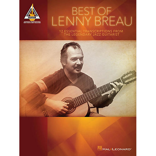 Hal Leonard Best of Lenny Breau Guitar Recorded Version Series Softcover Performed by Lenny Breau thumbnail
