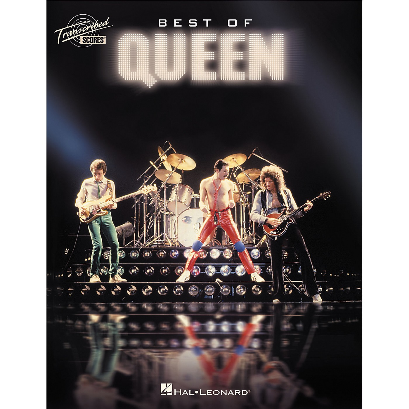 Hal Leonard Best of Queen thumbnail