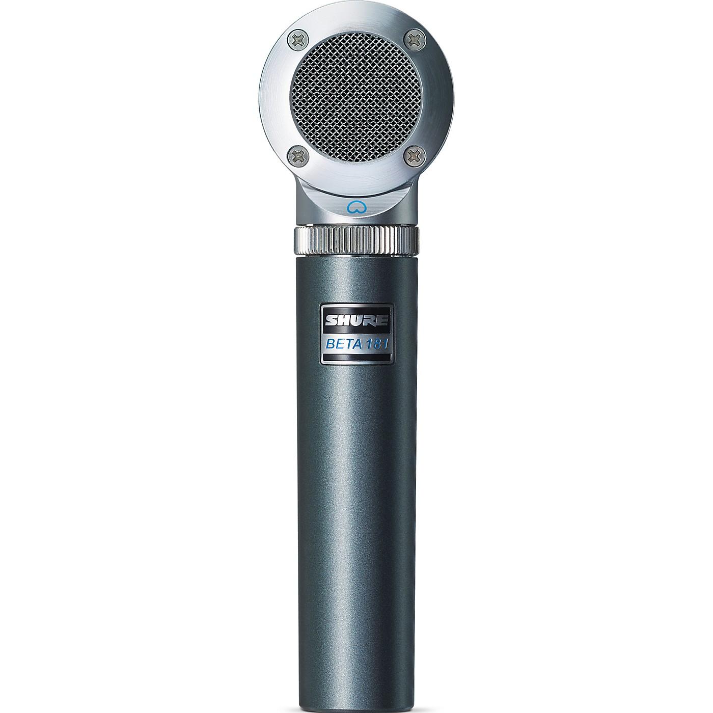 Shure Beta 181/C  Instrument Mic thumbnail