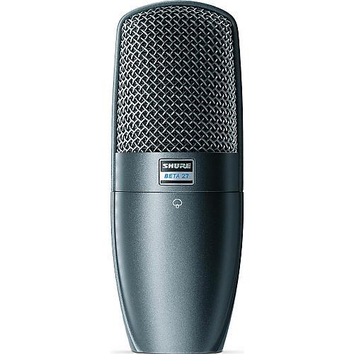 Shure Beta 27 Side-Address Microphone thumbnail