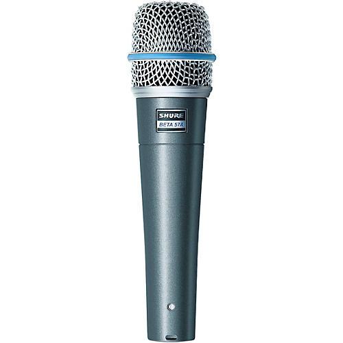 Shure Beta 57A Microphone thumbnail