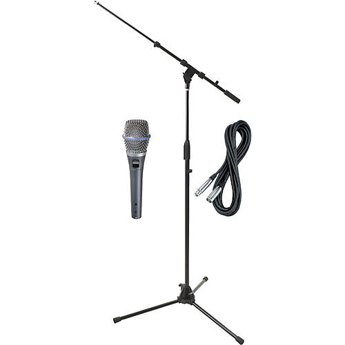 Shure Beta 87C HH Condenser Mic with Cable and Stand thumbnail