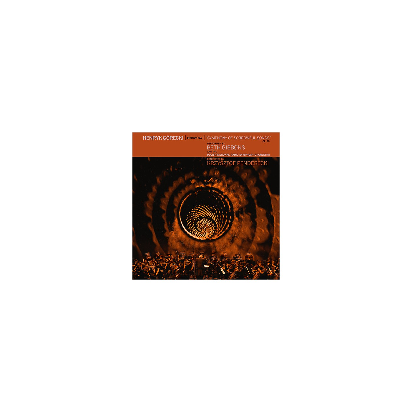 Alliance Beth Gibbons - Henryk Gorecki: Symphony No. 3 (Symphony Of Sorrowful Songs) thumbnail