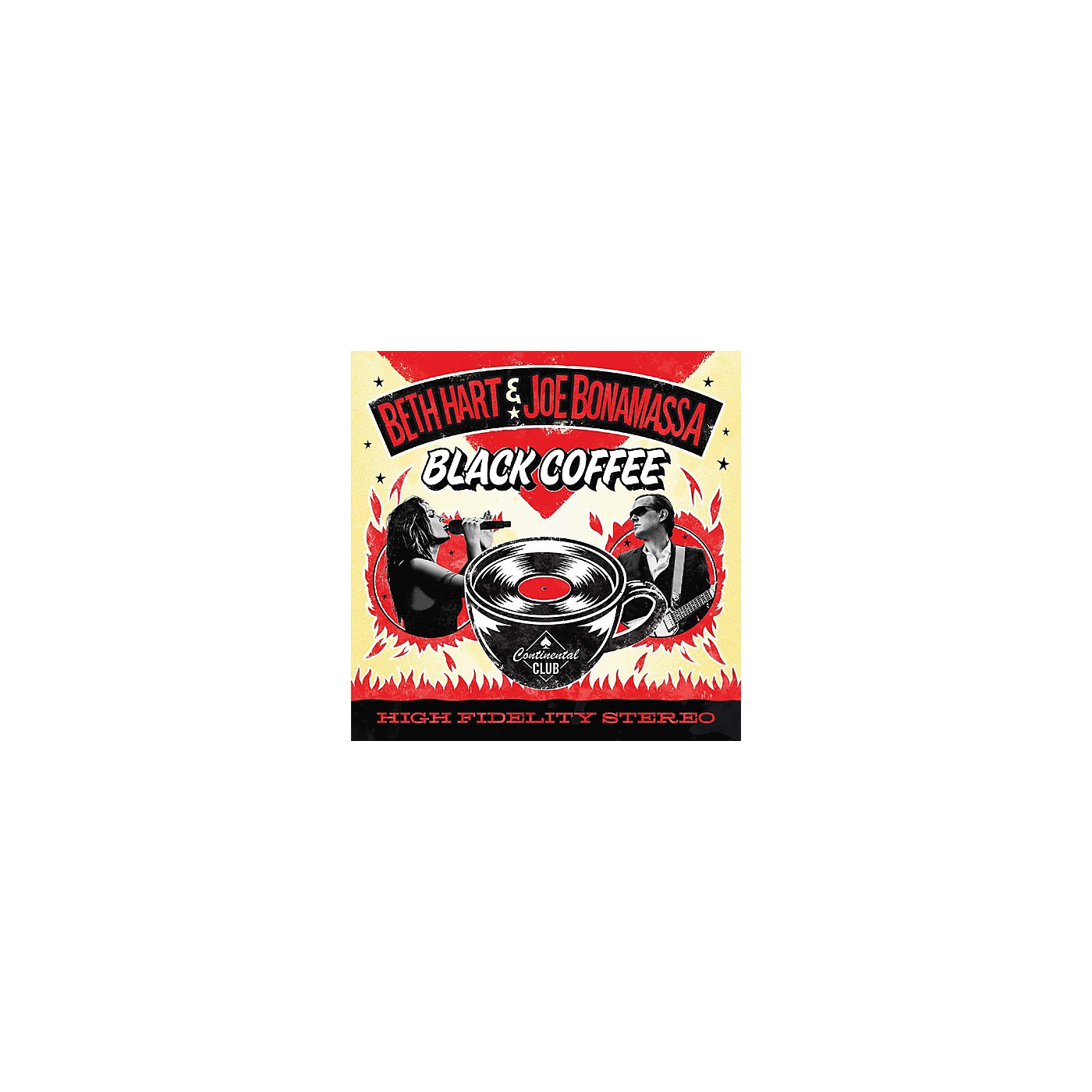 Alliance Beth Hart and Joe Bonamassa - Black Coffee thumbnail