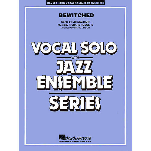 Hal Leonard Bewitched Jazz Band Level 4 Composed by Richard Rodgers thumbnail