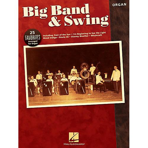 Hal Leonard Big Band & Swing Organ Adventure Series thumbnail