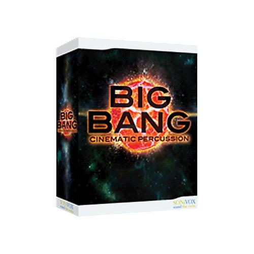 Sonivox Big Bang - Cinematic Percussion thumbnail