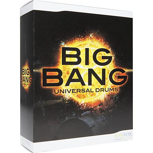 Sonivox Big Bang Universal Drums Software thumbnail