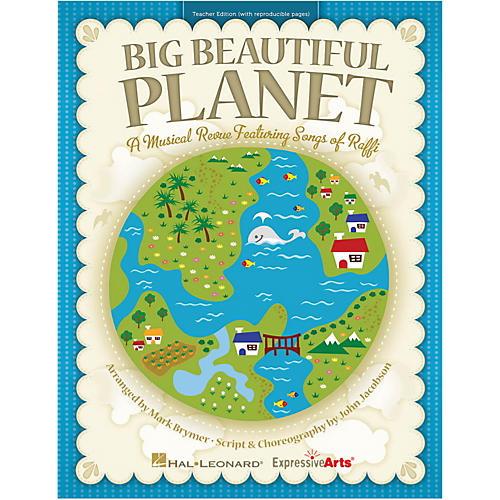 Hal Leonard Big Beautiful Planet Performance/Accompaniment CD thumbnail