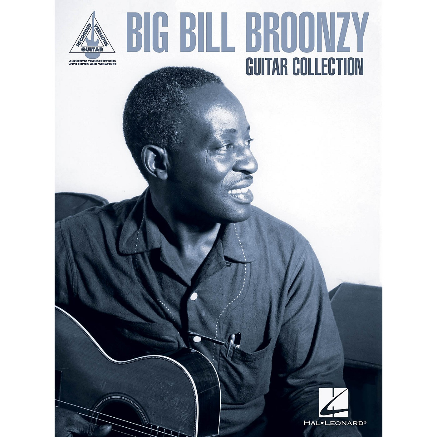 Hal Leonard Big Bill Broonzy Guitar Collection Guitar Tab Songbook thumbnail