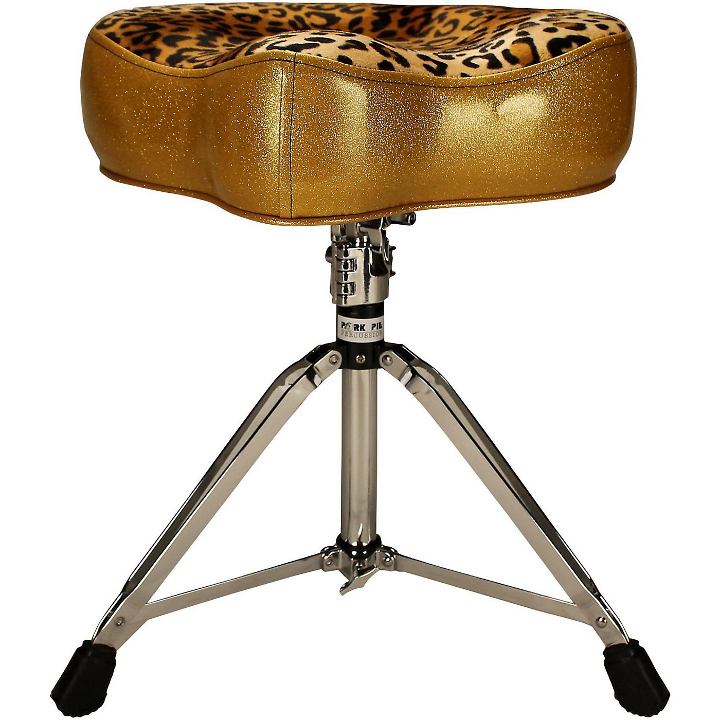 Pork Pie Big Boy Throne with Leopard top thumbnail