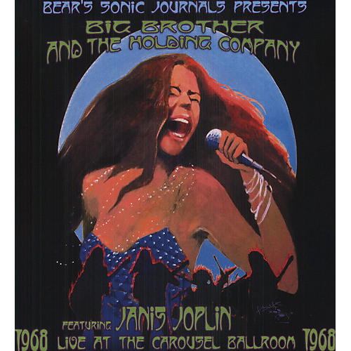 Alliance Big Brother & the Holding Company - Live at the Carousel Ballroom 1968 thumbnail