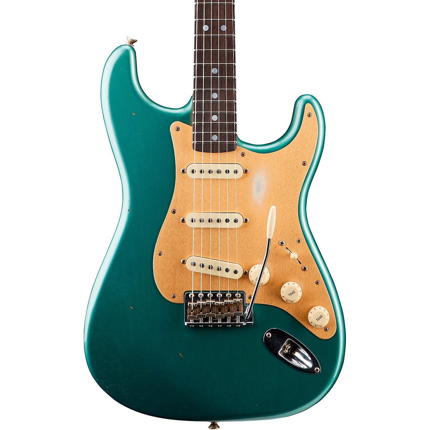 Fender Custom Shop Big Head Stratocaster Journeyman Rosewood Fingerboard Limited Edition Electric Guitar thumbnail
