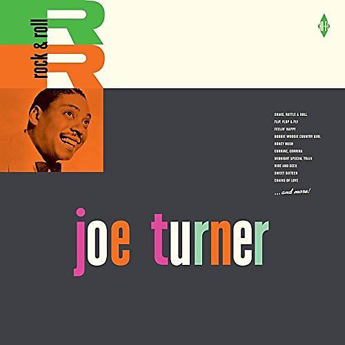 Alliance Big Joe Turner - Rock & Roll + 2 Bonus Tracks thumbnail