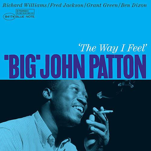 Alliance Big John Patton - Way I Feel thumbnail