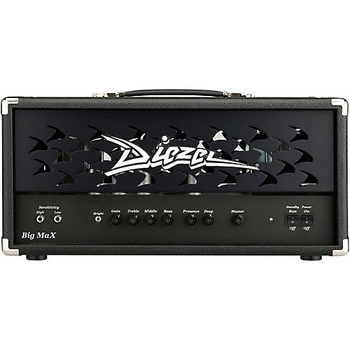 Diezel Big Max 45W Tube Guitar Amp Head thumbnail