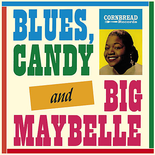 Alliance Big Maybelle - Blues Candy & Big Maybelle thumbnail