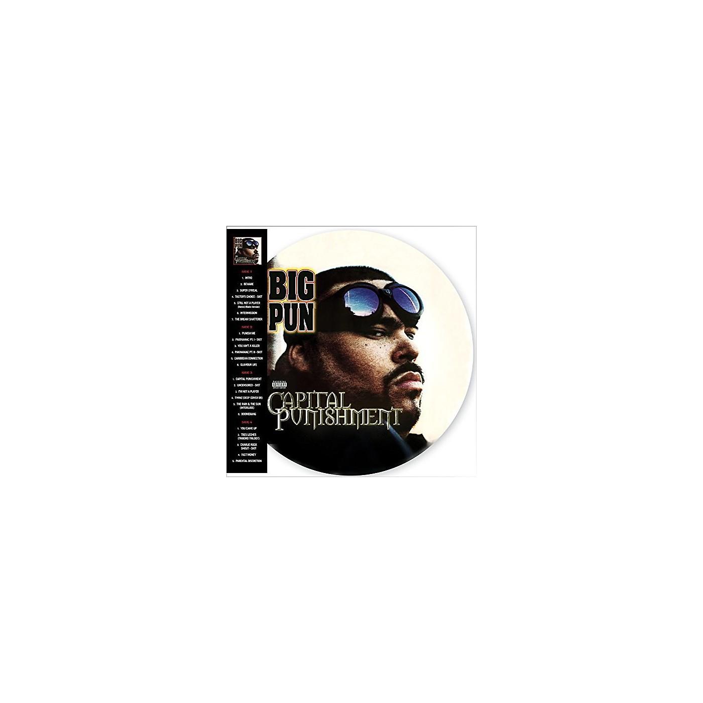 Alliance Big Pun - Capital Punishment (20th Anniversary Picture Disc) thumbnail