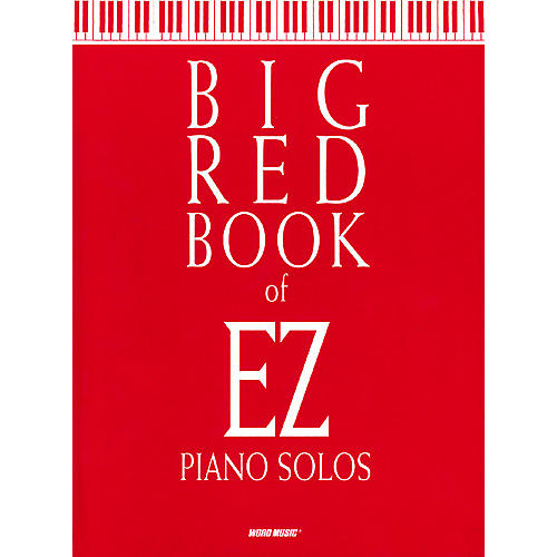 Word Music Big Red Book of EZ Piano Solos Sacred Folio Series (Easy) thumbnail