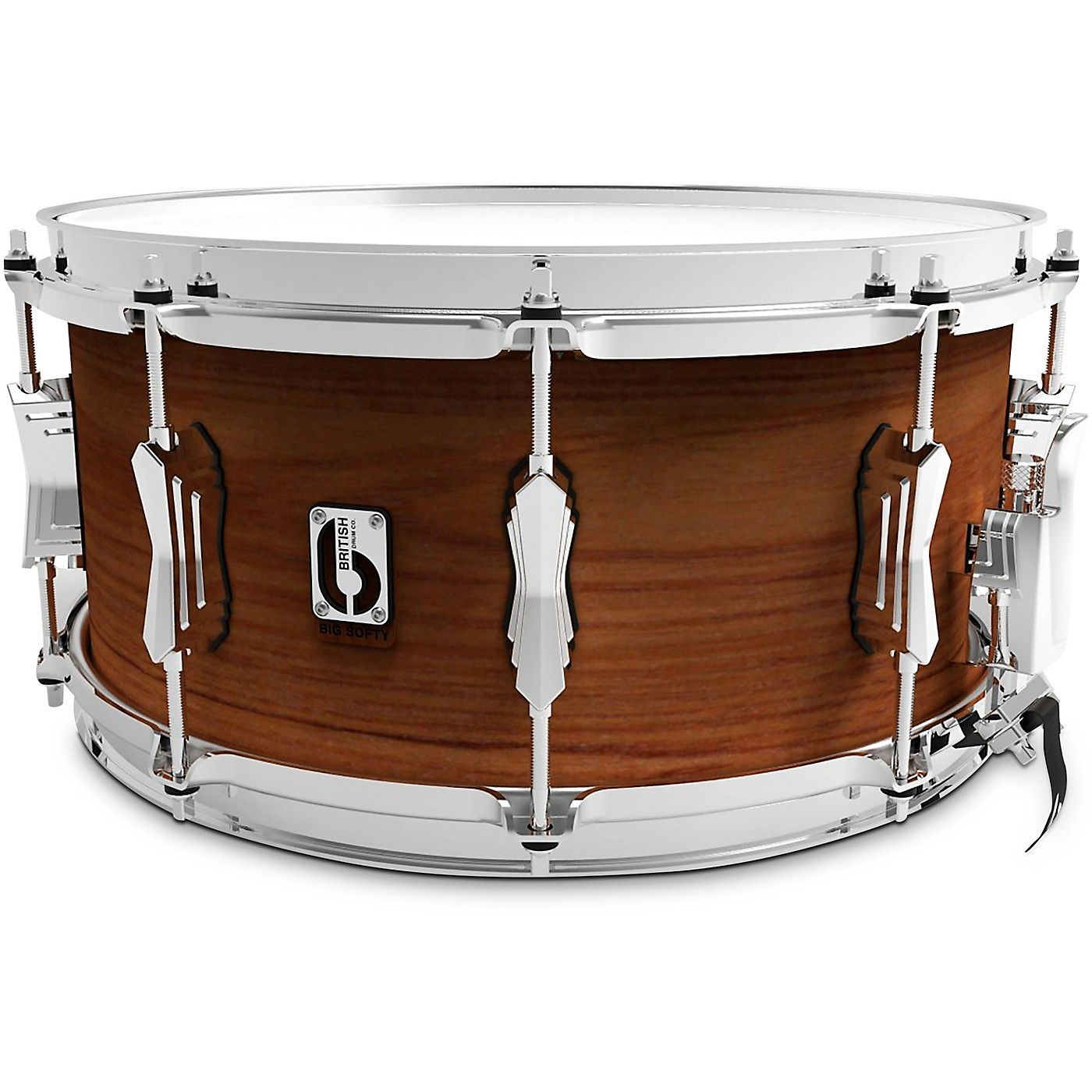 British Drum Co. Big Softy Pro Snare Drum thumbnail