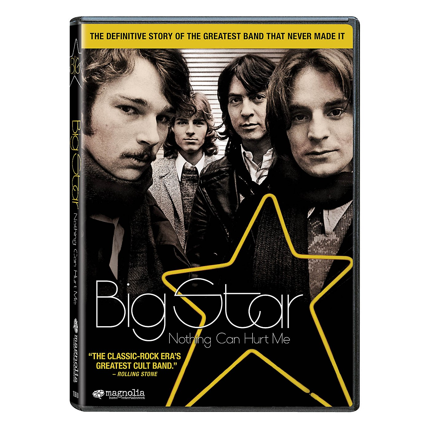 Magnolia Home Entertainment Big Star: Nothing Can Hurt Me Magnolia Films Series DVD Performed by Big Star thumbnail