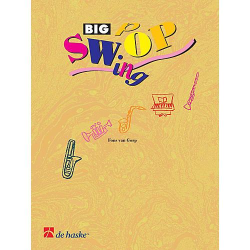 De Haske Music Big Swing Pop De Haske Play-Along Book Series thumbnail
