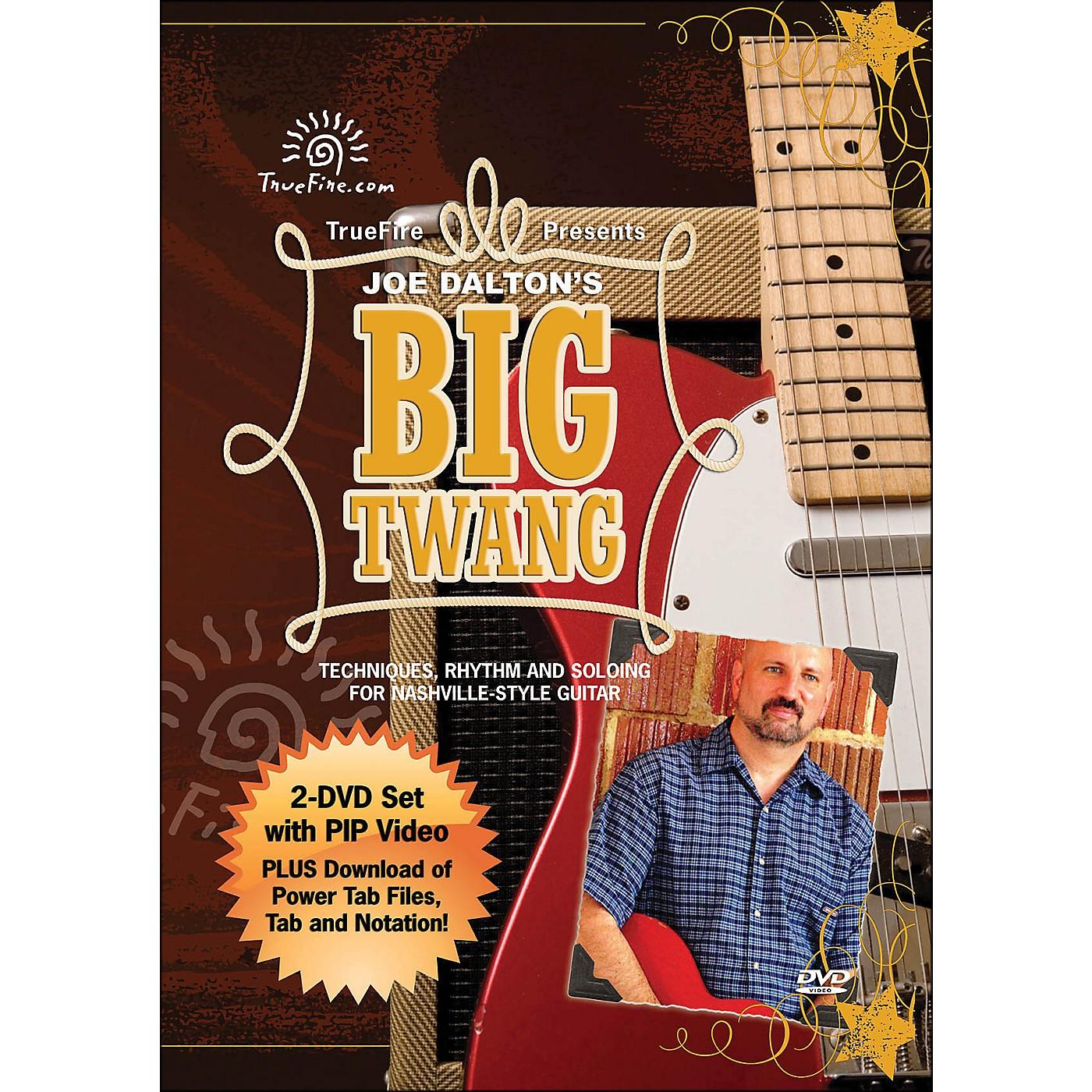 Hal Leonard Big Twang - Instructional Guitar 2-DVD Pack Featuring Joe Dalton thumbnail