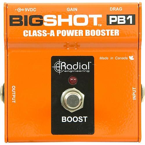 Radial Engineering BigShot PB1 Class-A Power Booster thumbnail