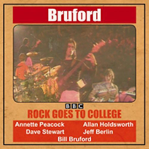 Alliance Bill Bruford - Rock Goes to College thumbnail
