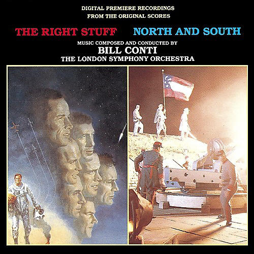 Alliance Bill Conti - The Right Stuff (Original Soundtrack) thumbnail