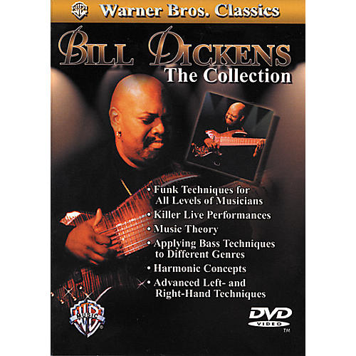 Alfred Bill Dickens - The Collection DVD thumbnail