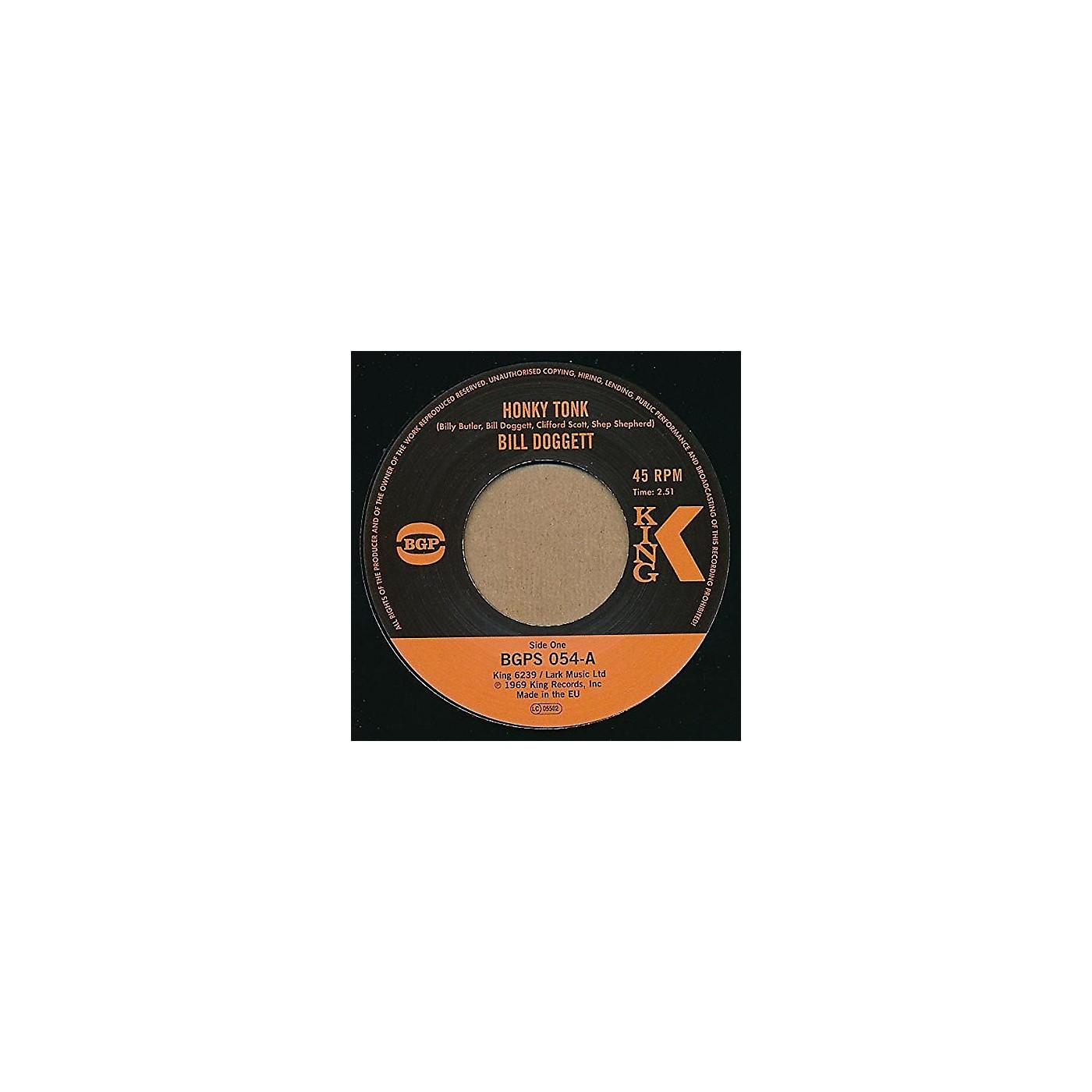 Alliance Bill Doggett - Honky Tonk / Popcorn thumbnail